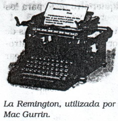 'Mecanografía'