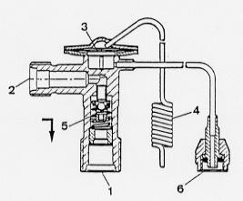 Circuito de aire acondicionado