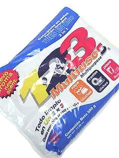 'Análisis de mercado sobre detergentes'