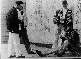 'Delincuencia juvenil en San Francisco de Macorís'