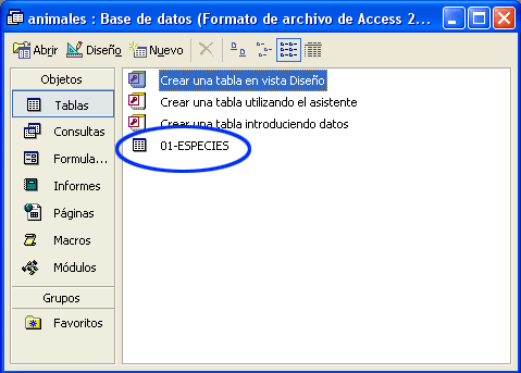 'Access'