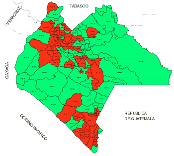 'Conflicto de Chiapas'