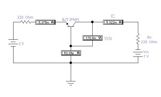 'Transistores Bipolares NPN y PNP (BJT)'