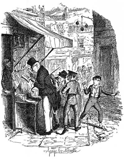 'Oliver Twist; Charles Dickens'
