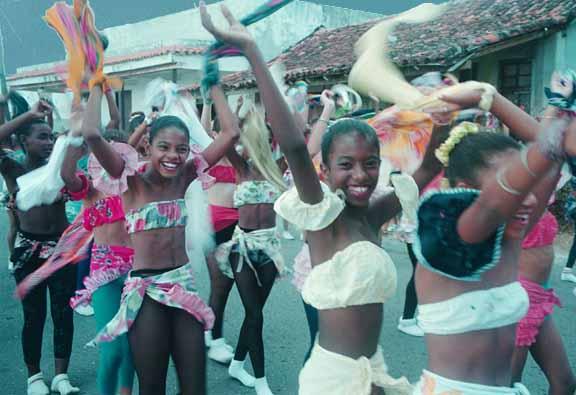 'Huella africana en el mestizaje de Cuba'