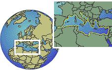 'Mar Mediterráneo'