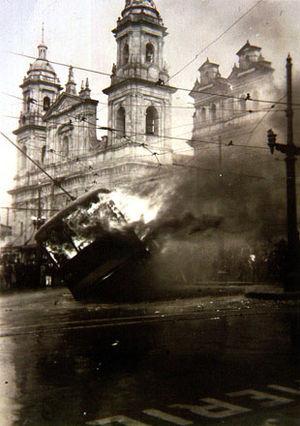 'El Bogotazo'