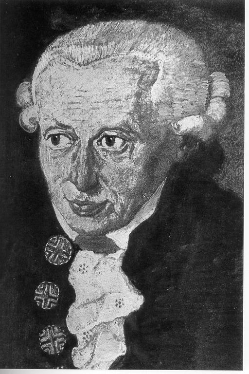 Pensamiento jurídico de Kant