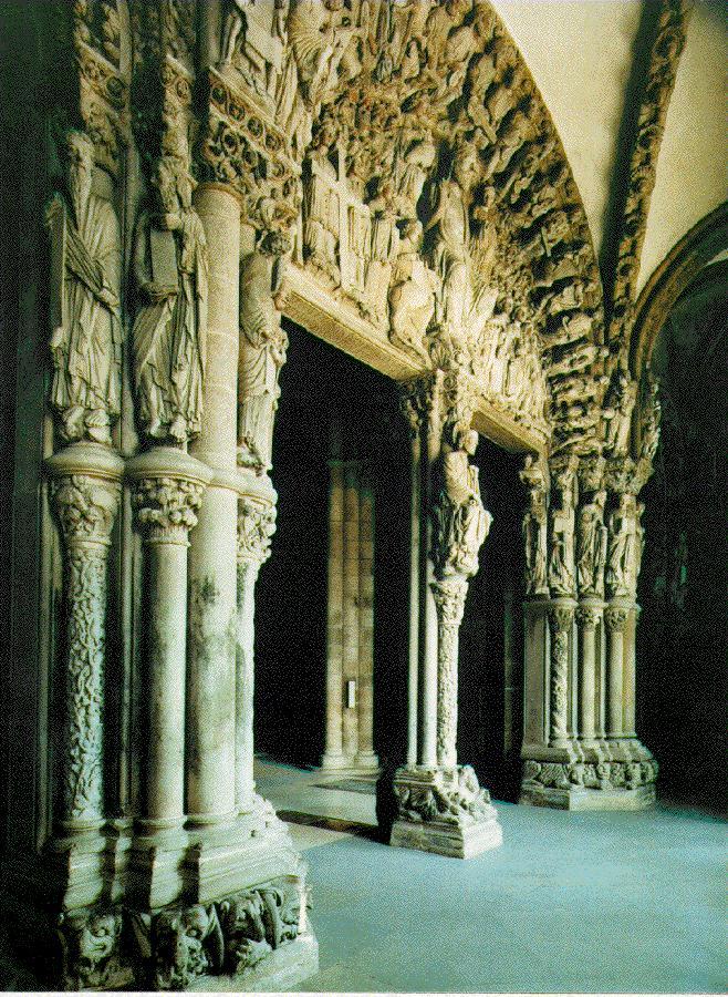 'Escultura románica y gótica'
