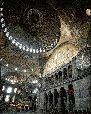 'Obras de arte bizantino'