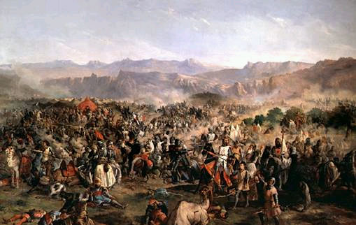 'Batalla de Navas de Tolosa'