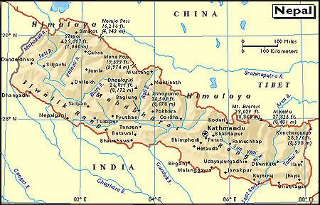 'Nepal'