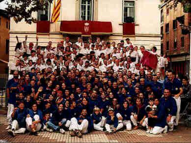 Els Castellers de Sant Feliu