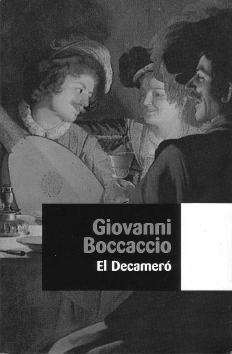 El Decameró; Giovanni Boccaccio