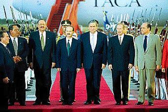 Cumbres (Conferencias) Iberoamericanas