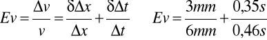 Estudio de la trayectoria en un medio viscoso