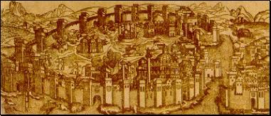 'Contribución bizantina a la administración'
