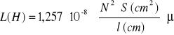 Fórmulas de Electricidad y Electrónica