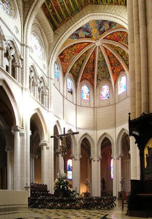 'Catedral de Santa María de la Almudena (Madrid)'