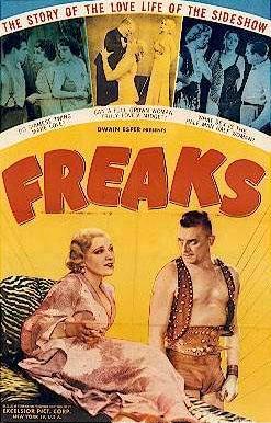 'Freaks; Tod Browning'