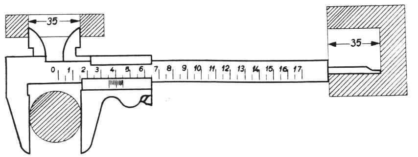 'Medidas de pequeña longitud'