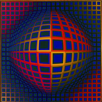 'Arte óptico. Arte Naïf'