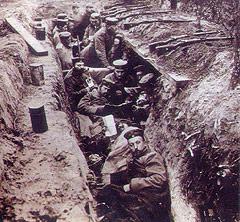 'Guerra de trincheras'