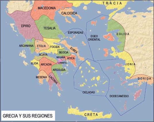 'Historia de Grecia'