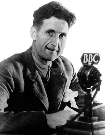 '1984, George Orwell'