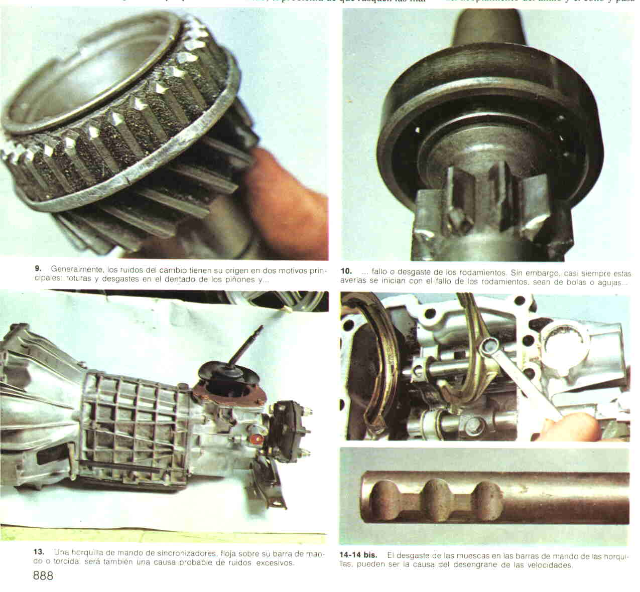 Mecánica: Automóvil