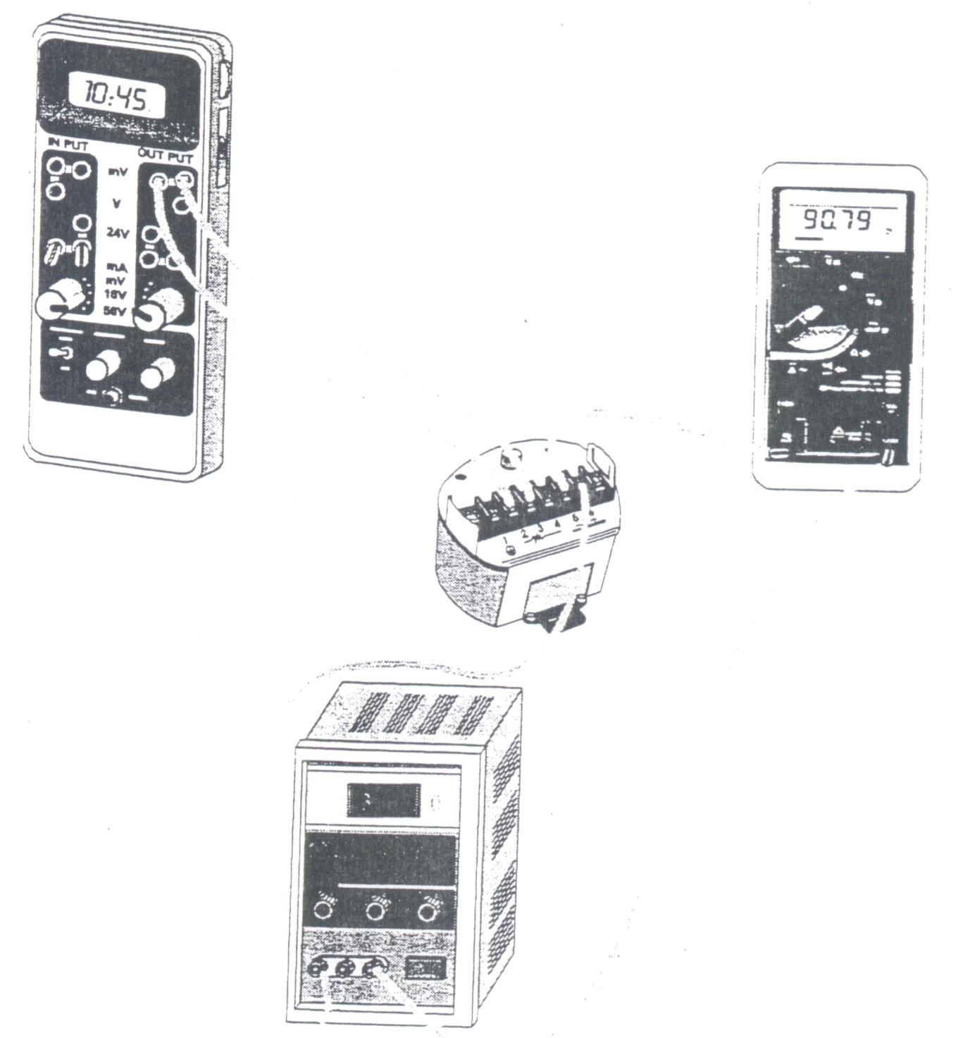 Calibración de los transmisores