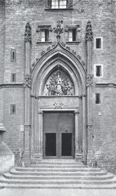 'Barcelona. Santa María del Mar'