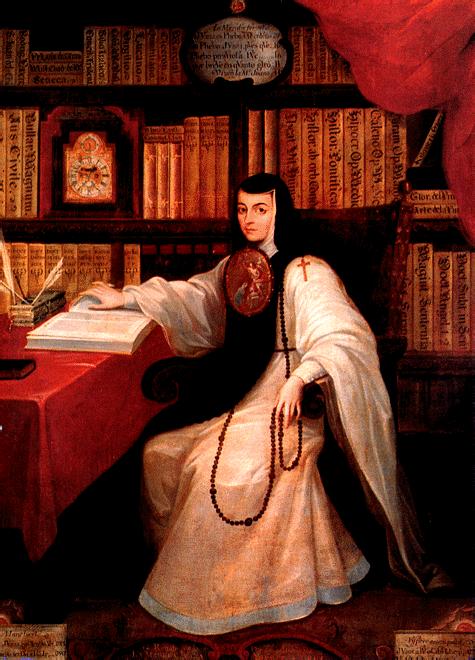 Épica. Lírica Náhuatl. Sor Juana Inés de la Cruz