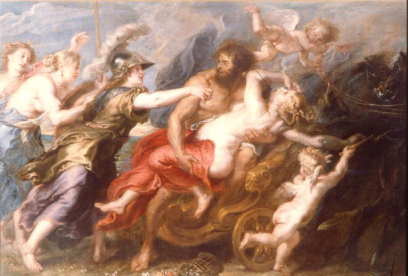 'Mitología en el Museo del Prado'