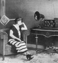 'Historia de la radio'