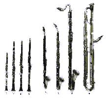 'Los instrumentos musicales'