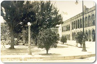 'Antiguo Palacio de Gobierno de México'