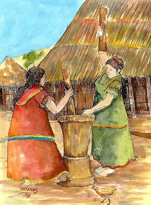 Guaymíes o Ngöbés