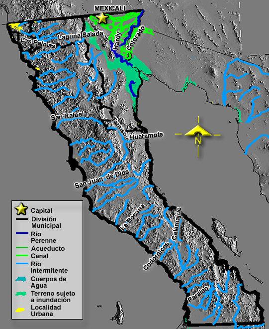 Historia del agua en Tijuana