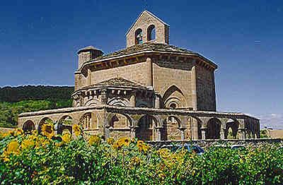 'Santa María de Eunate'