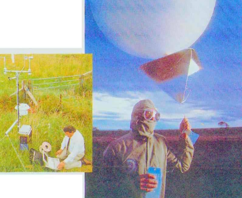'Estaciones meteorol�gicas'