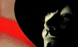 'V de Vendetta; Alan Moore'