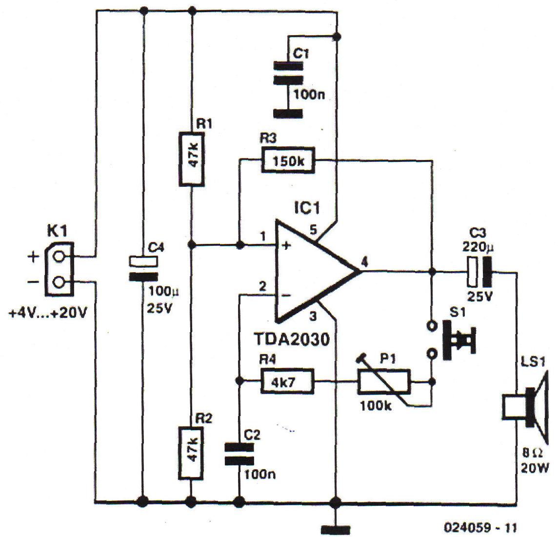 'Generadores de señales acústicas'