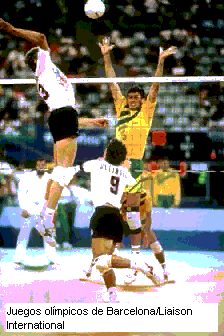 'Comentario general sobre voleibol'