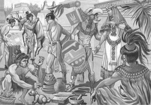 Historia de la tributación en México