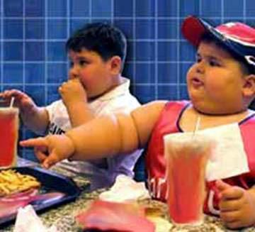 'Educaci�n f�sica y obesidad infantil'