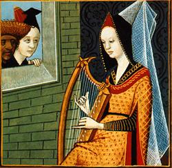 'La mujer en la Edad Media'