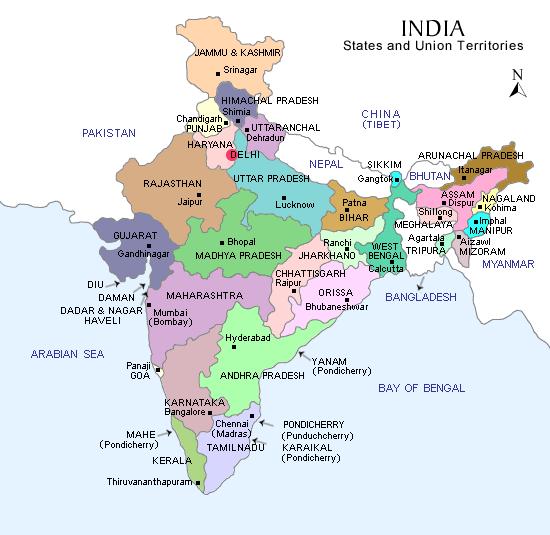 'La India'