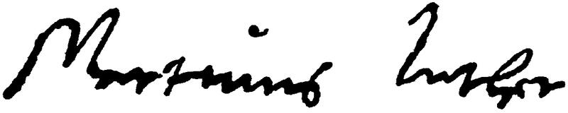 'Martín Lutero'