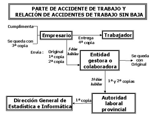 'Notificación y Registro de Accidentes Laborales'